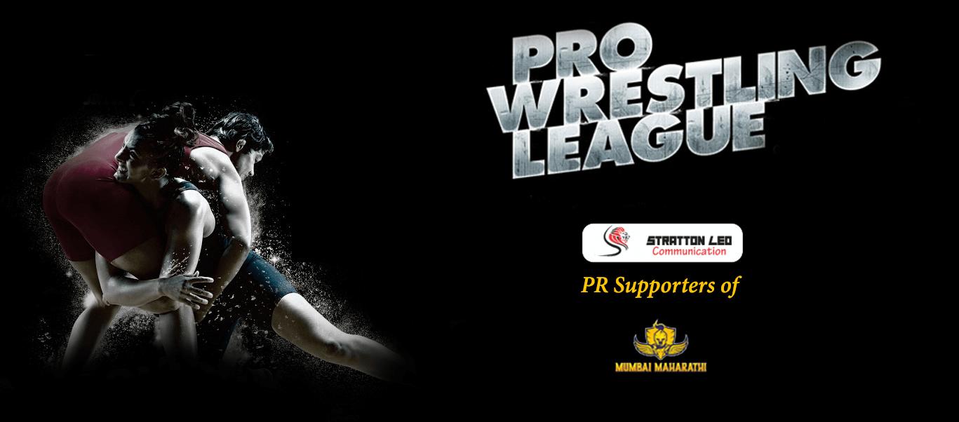 Pro wrestling league PR by Stratton