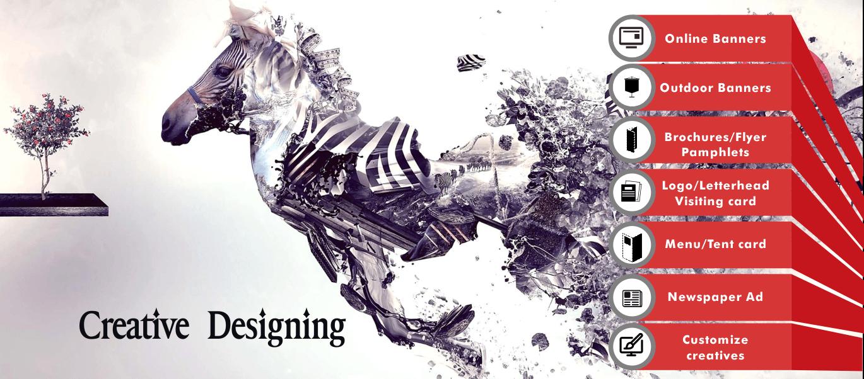 Stratton Creative designing